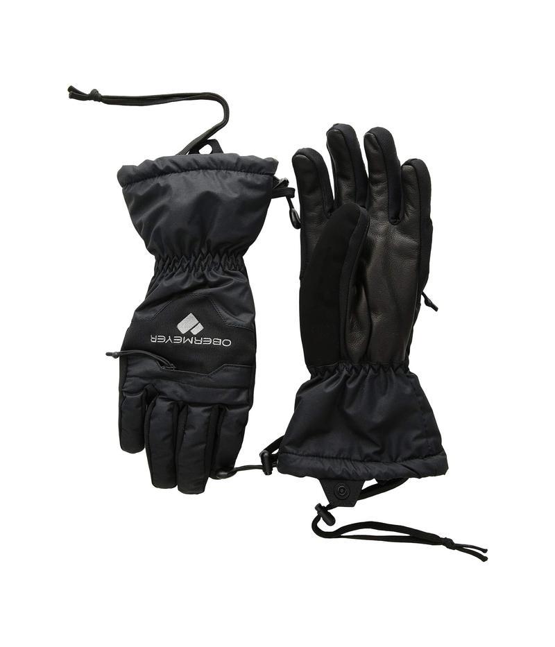 オバマイヤー レディース 手袋 アクセサリー Regulator Gloves Black