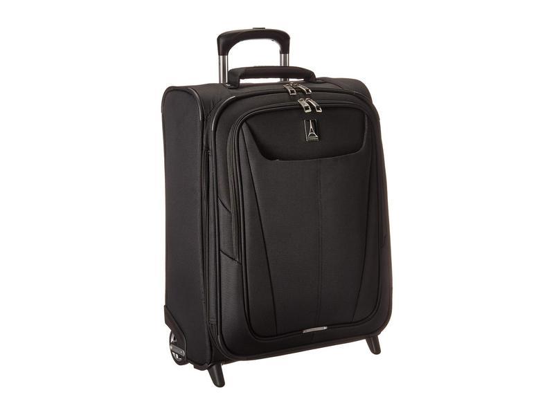 トラベルプロ メンズ ボストンバッグ バッグ Maxlite 5 - International Expandable Carry-On Rollaboard Black