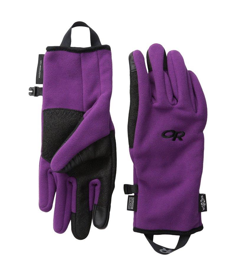 アウトドアリサーチ レディース 手袋 アクセサリー Gripper Sensor Gloves Orchid