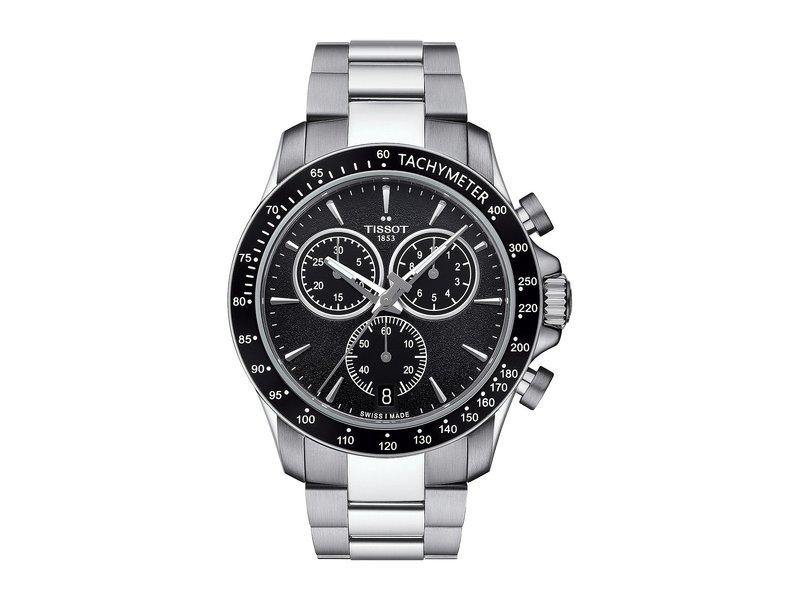 ティソット メンズ 腕時計 アクセサリー V8 Quartz Chronograph - T1064171105100 Silver/Grey