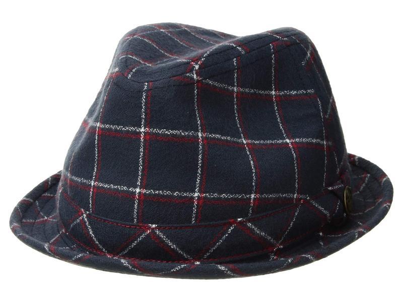 グーリンブラザーズ メンズ 帽子 アクセサリー Canyon Reef Navy