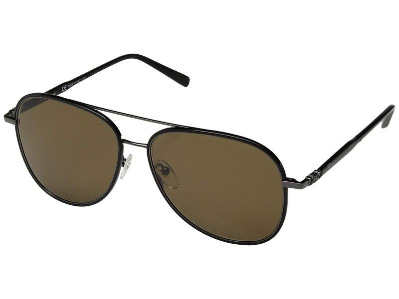 サルヴァトーレ フェラガモ メンズ サングラス・アイウェア アクセサリー SF181SM Black/Solid Brown