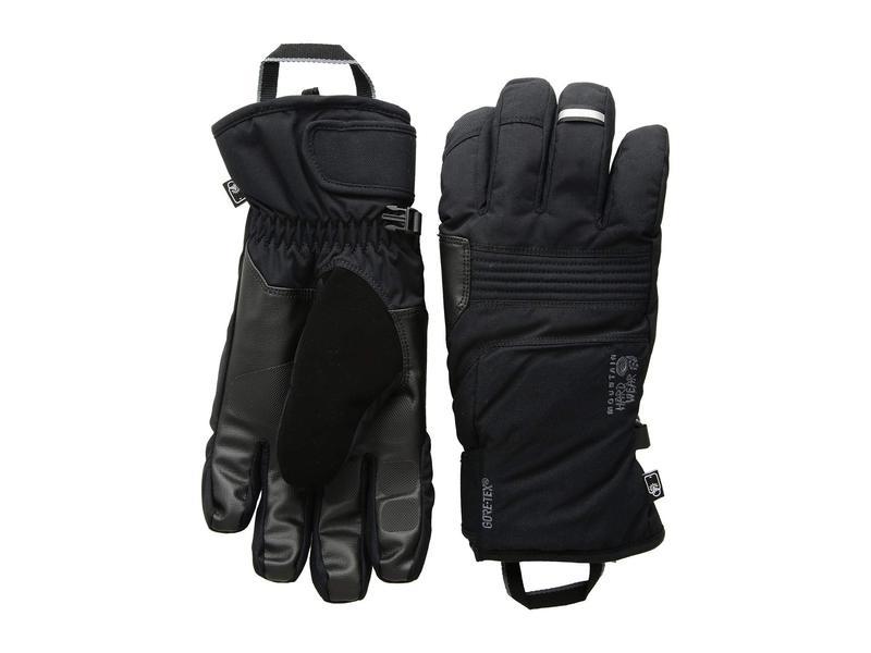 マウンテンハードウェア レディース 手袋 アクセサリー Powdergate GORE-TEX Gloves Black