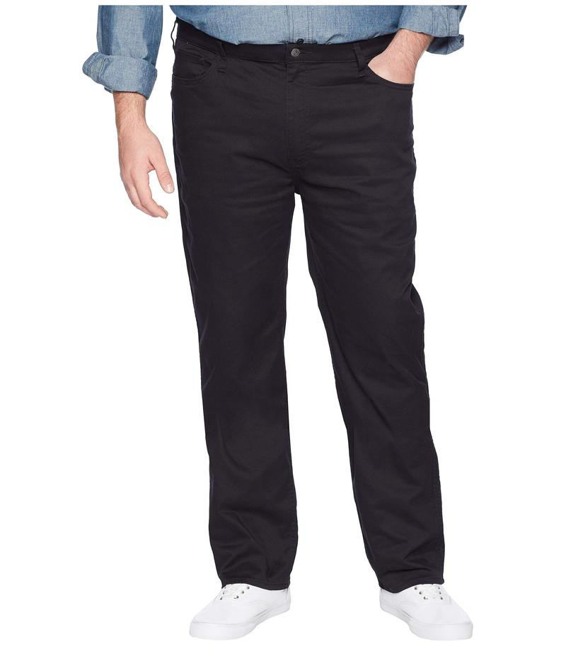 ドッカーズ メンズ カジュアルパンツ ボトムス Big & Tall Classic Fit New Standard Jean Cut Black