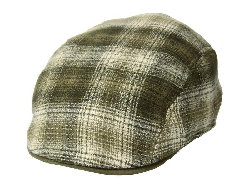 グーリンブラザーズ メンズ 帽子 アクセサリー White Caps Olive