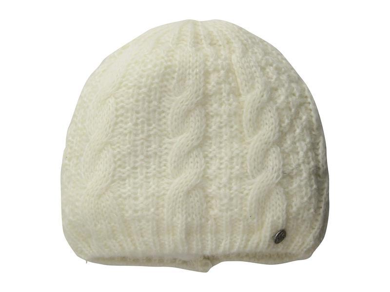 スパイダー レディース 帽子 アクセサリー Temptress Hat White/White