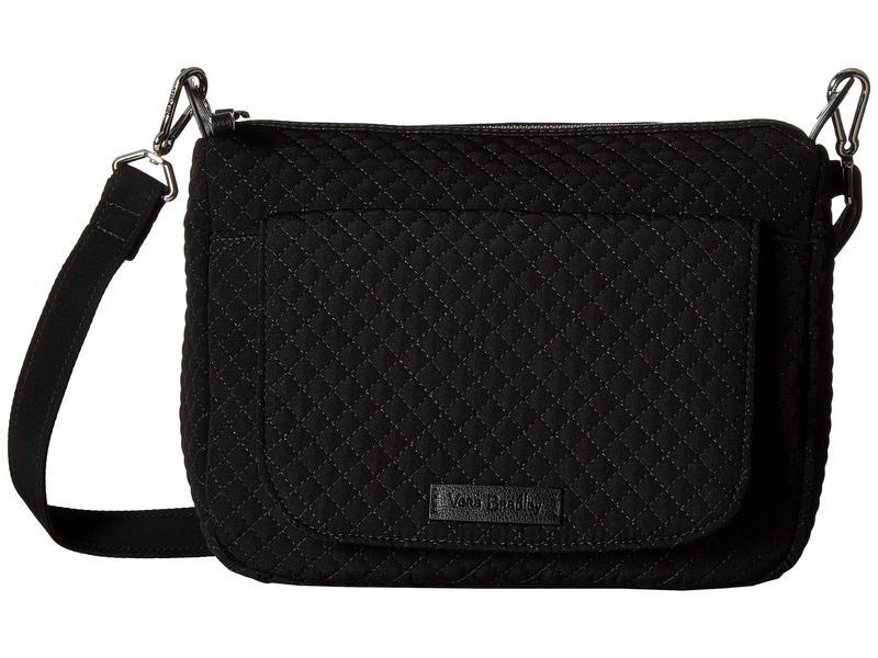 ベラブラッドリー レディース ハンドバッグ バッグ Carson Mini Shoulder Bag Classic Black