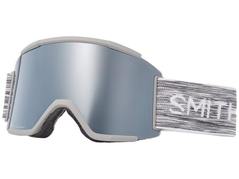 スミスオプティックス メンズ サングラス・アイウェア アクセサリー Squad XL Goggle Cloud Grey/Chromapop Sun Platinum Mirror/Chromapop Storm Rose Fl