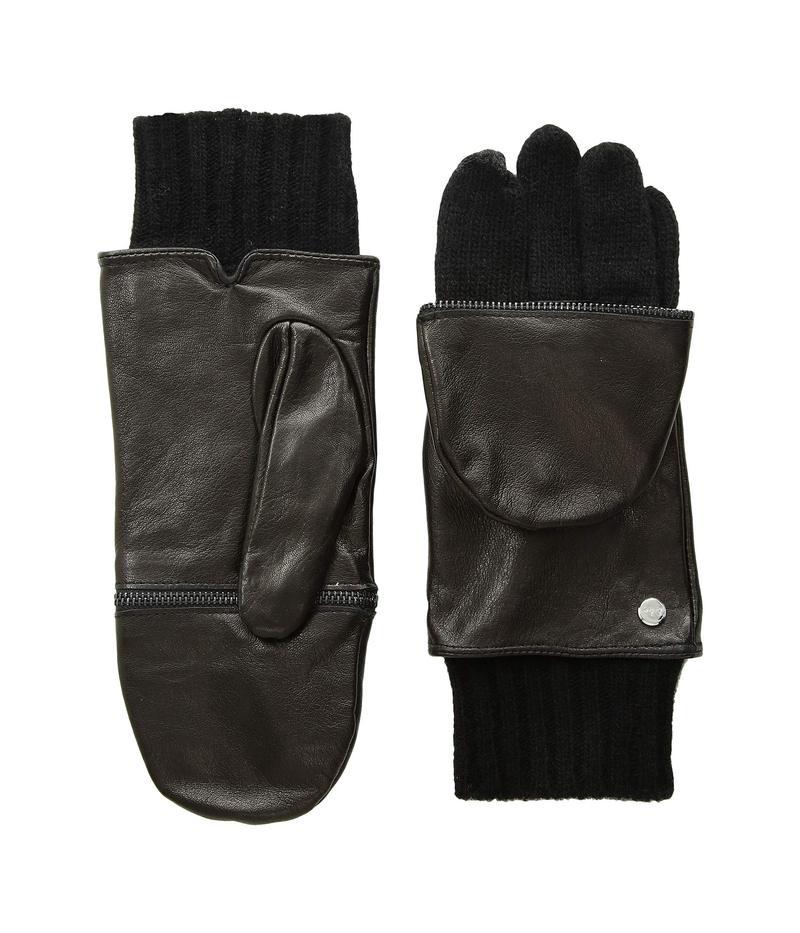 エコーデザイン レディース 手袋 アクセサリー Classic Glittens Echo Black