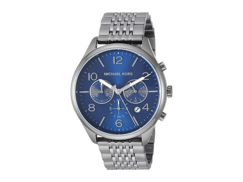 マイケルコース メンズ 腕時計 アクセサリー MK8639 - Merrick Gunmetal