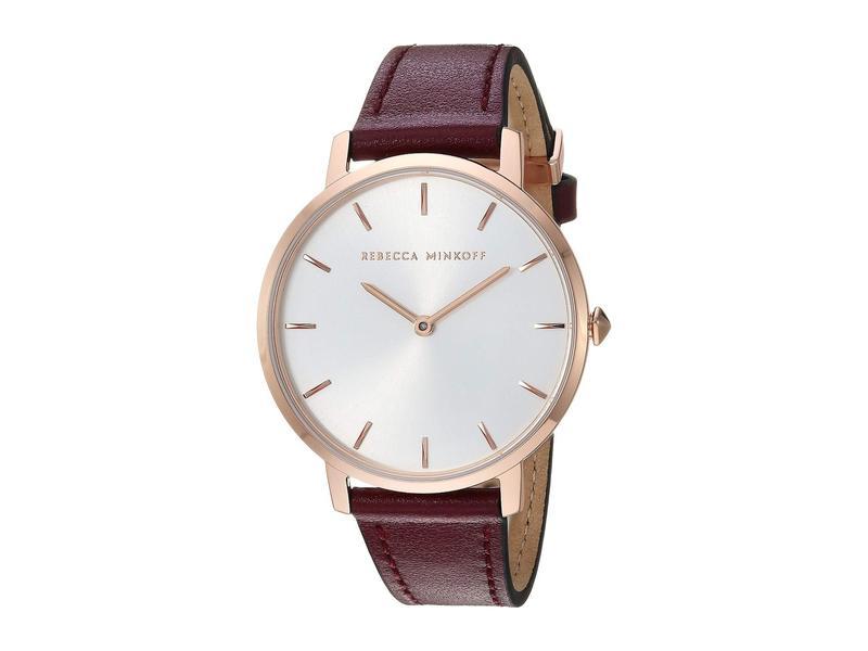 レベッカミンコフ レディース 腕時計 アクセサリー Major - 2200241 Silver