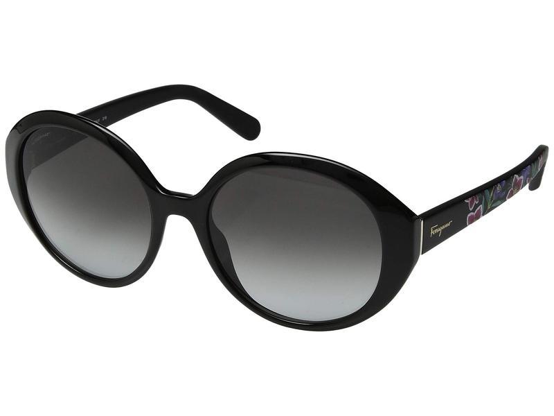 サルヴァトーレ フェラガモ レディース サングラス・アイウェア アクセサリー SF915SL Black/Grey Gradient