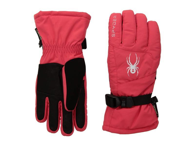 スパイダー レディース 手袋 アクセサリー Synthesis Gore-Tex Ski Gloves Hibiscus/Hibiscus/Hibiscus