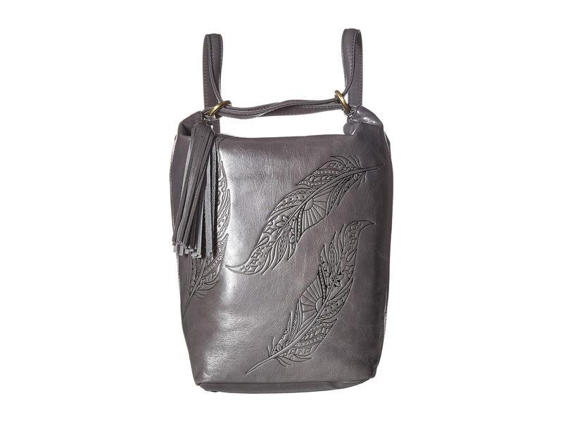 ホボ レディース バックパック・リュックサック バッグ Blaze Backpack Graphite 1