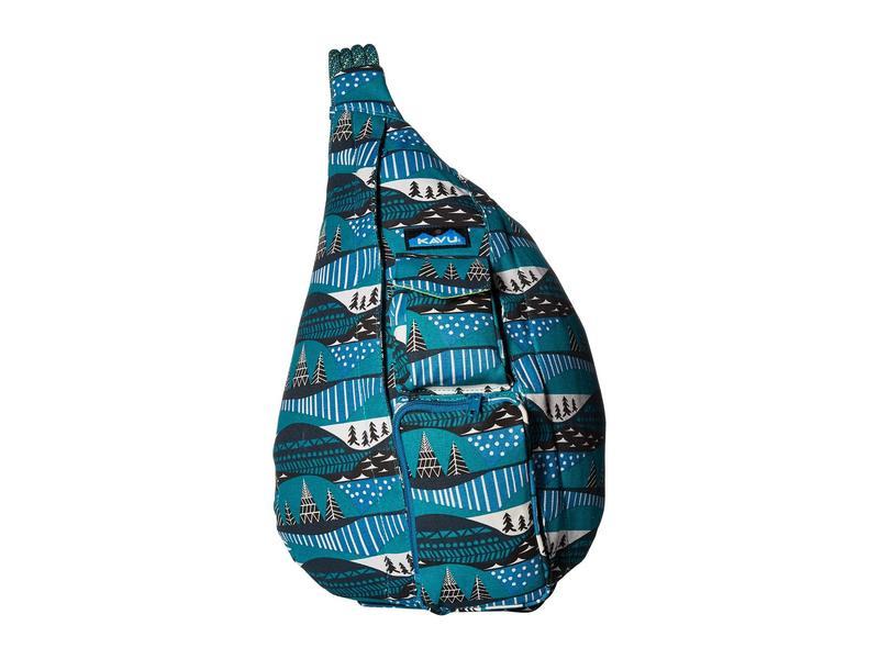 カブー レディース バックパック・リュックサック バッグ Rope Bag Winterscape