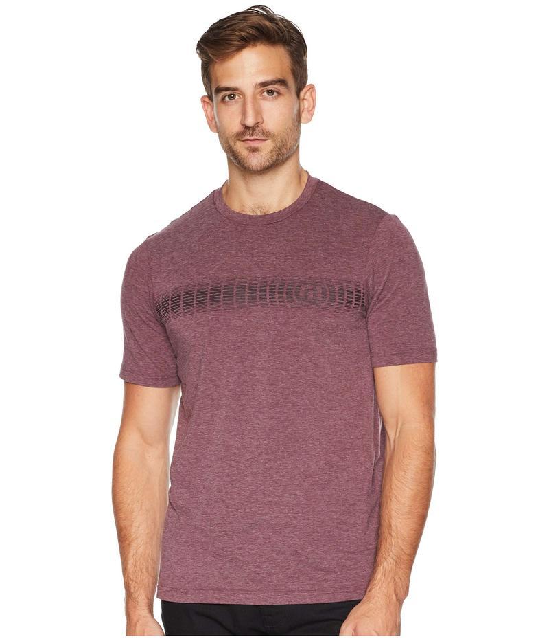 トラビスマヒュー メンズ シャツ トップス Forty Winks T-Shirt Heather Winetasting