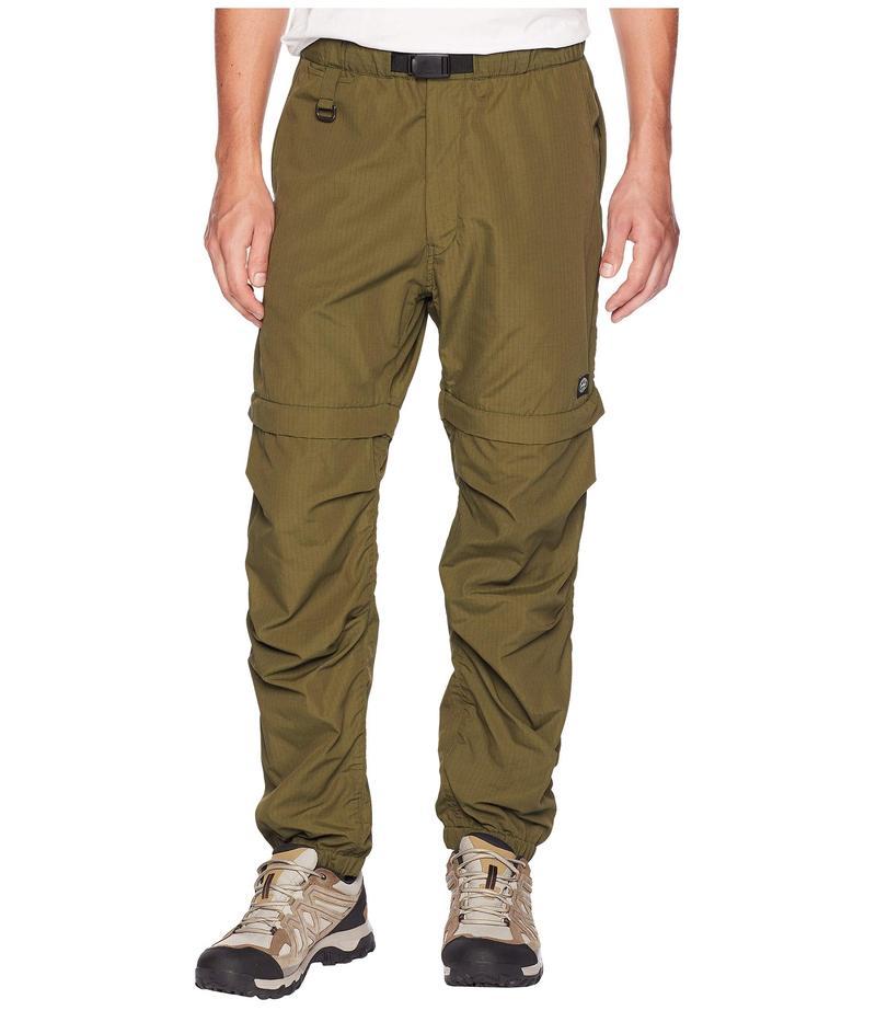 スノーピーク メンズ カジュアルパンツ ボトムス Camping Two-Way Field Pants Olive