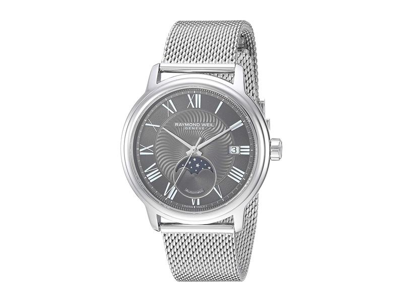 レイモンド ウィル メンズ 腕時計 アクセサリー Maestro - 2239M-ST-00609 Silver/Grey