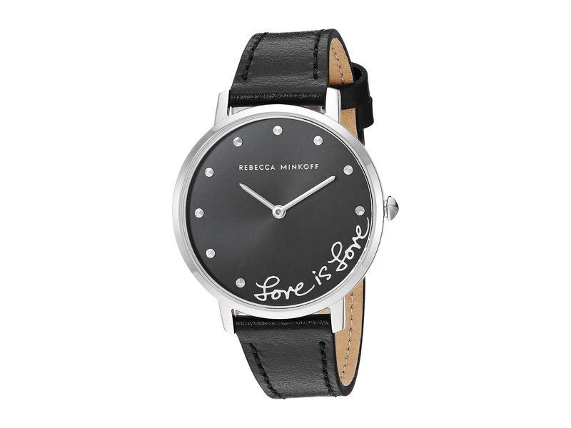 レベッカミンコフ レディース 腕時計 アクセサリー Major - 2200268 Black