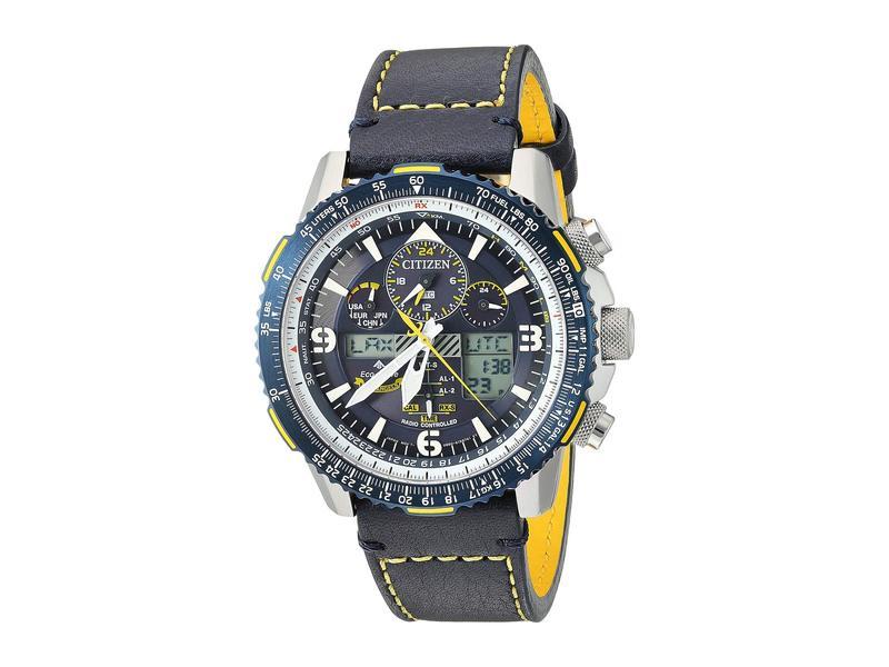 シチズンウォッチ メンズ 腕時計 アクセサリー JY8078-01L Promaster Skyhawk A-T Blue
