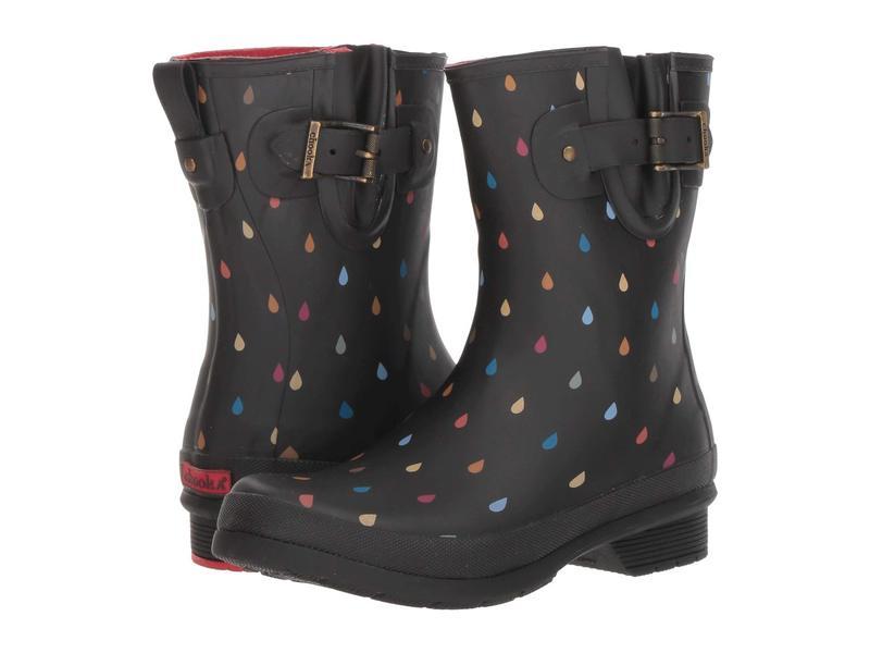 チョーカ レディース ブーツ・レインブーツ シューズ Rain Dot Rain Boot Multi