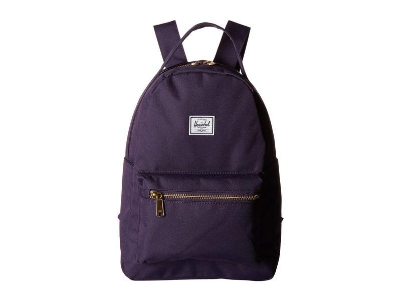 ハーシェルサプライ メンズ バックパック・リュックサック バッグ Nova X-Small Purple Velvet