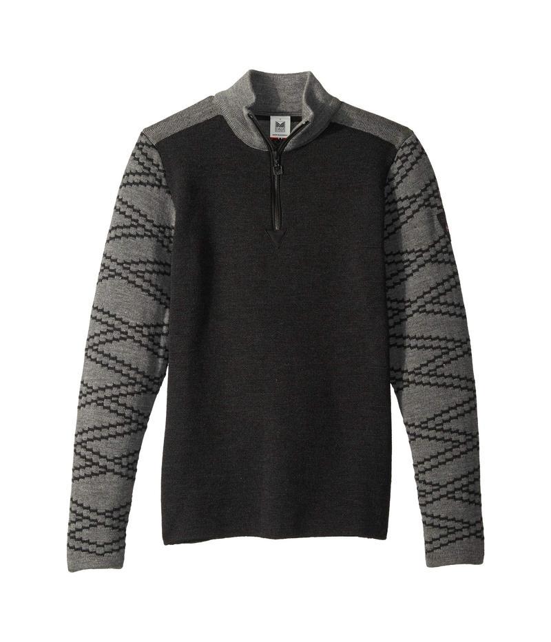 ダールオブノルウェイ メンズ ニット・セーター アウター Balder Masculine Sweater E-Dark Charcoal/Smoke