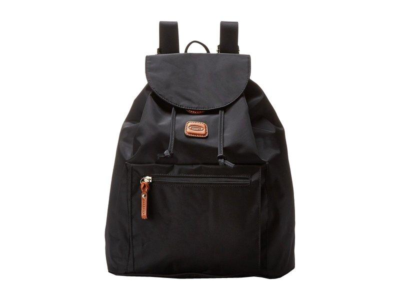 ブリックスミラノ メンズ バックパック・リュックサック バッグ X-Bag Backpack Black