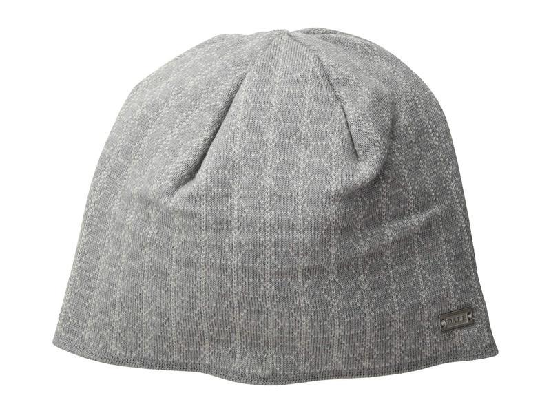ダールオブノルウェイ レディース 帽子 アクセサリー Stjerne Hat E-Light Grey Melange/Off-White Melange