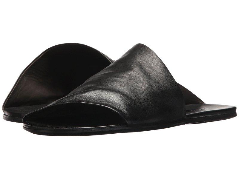 マルセル メンズ サンダル シューズ Wrap Slip-On Sandal Black