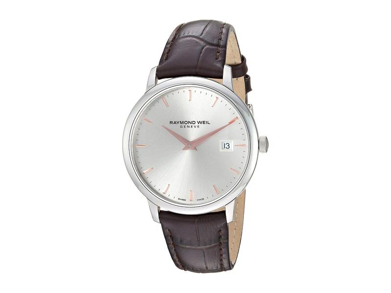 レイモンド ウィル メンズ 腕時計 アクセサリー Toccata - 5488-SL5-65001 Silver