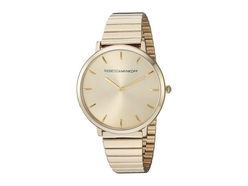レベッカミンコフ レディース 腕時計 アクセサリー Major - 2200020 Gold