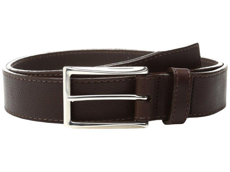 ブライトン メンズ ベルト アクセサリー Arcata 1 3/8 Belt Brown