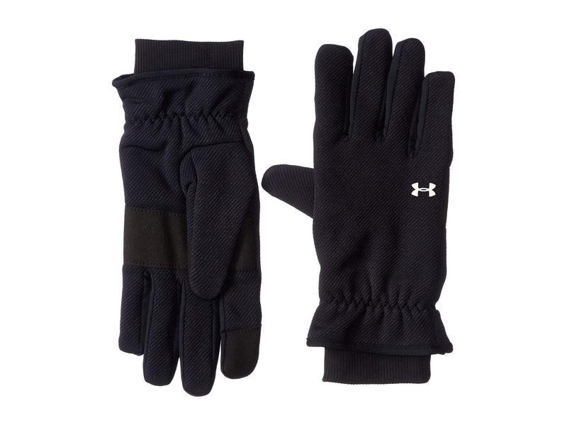 アンダーアーマー レディース 手袋 アクセサリー Storm Fleece Gloves Black/Black/Black