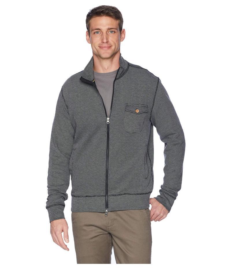 ビンテージ1946 メンズ ニット・セーター アウター Cut Cord Full Zip Cardigan Grey