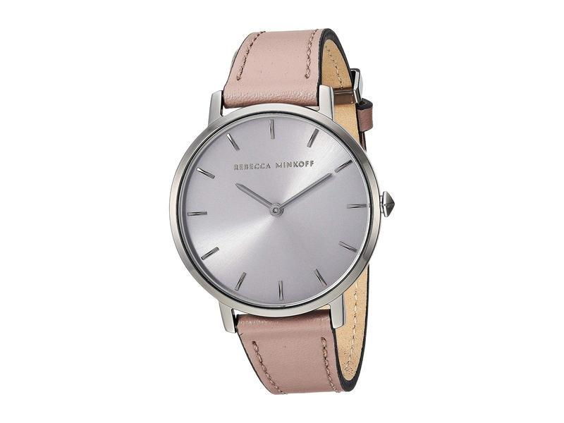 レベッカミンコフ レディース 腕時計 アクセサリー Major - 2200243 Grey IP
