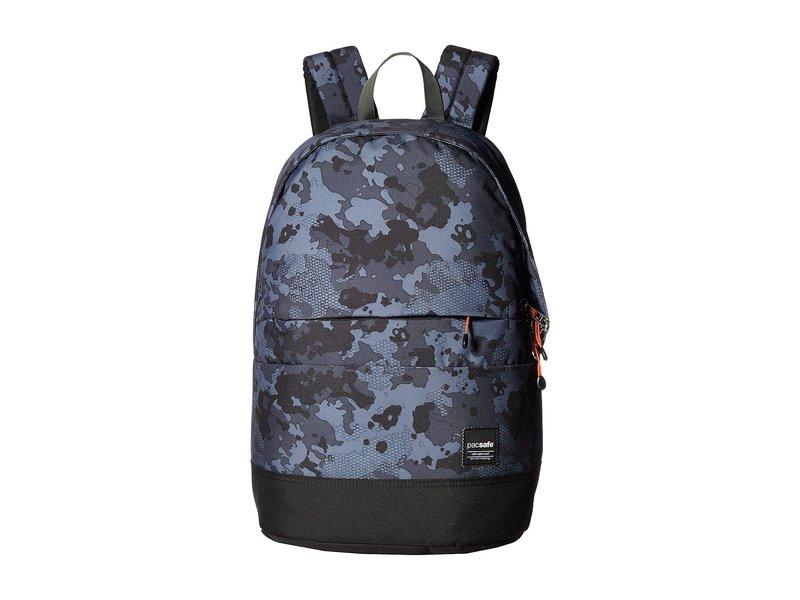 パックセーフ メンズ バックパック・リュックサック バッグ Slingsafe LX300 Anti-Theft Backpack Grey Camo