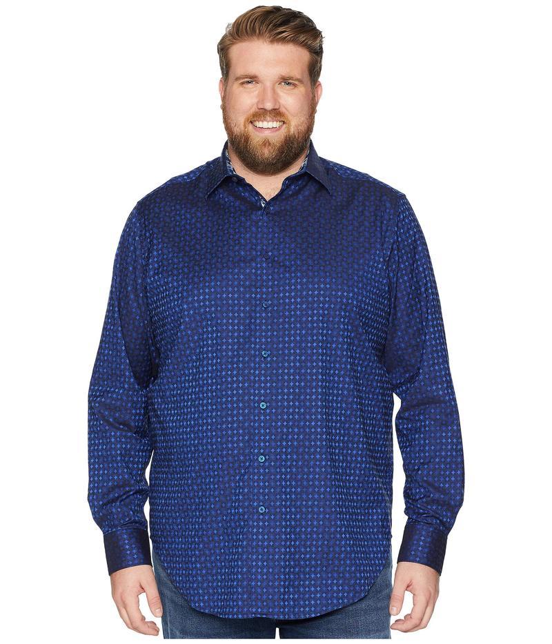 ロバートグラハム メンズ シャツ トップス Big & Tall Harris Shirt Blue (Tall)