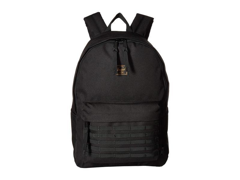ハーシェルサプライ メンズ バックパック・リュックサック バッグ Classic X-Large Black 1
