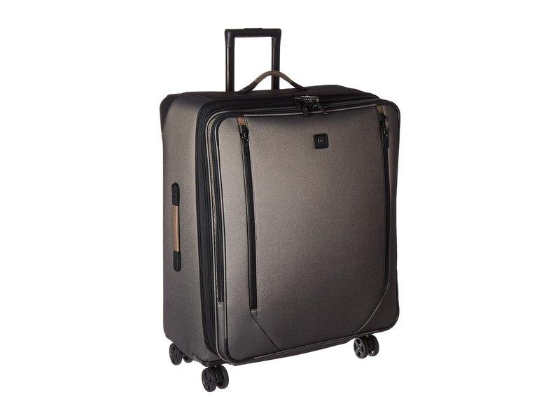 ビクトリノックス メンズ ボストンバッグ バッグ Lexicon 2.0 Dual-Caster Large Packing Case Grey