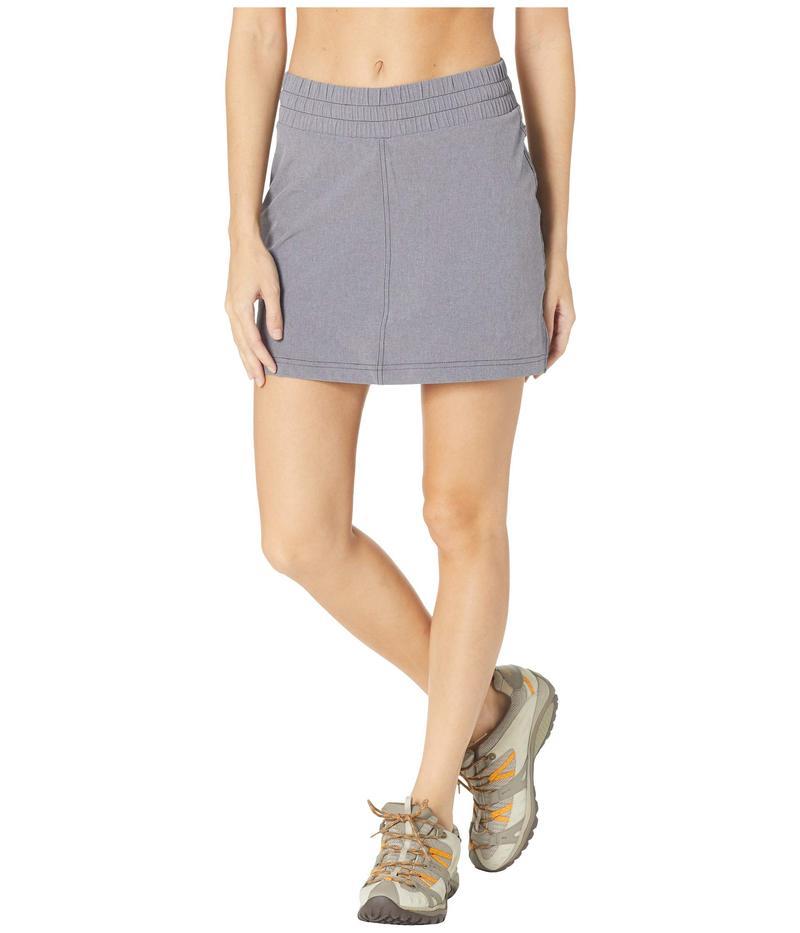 スカートスポーツ レディース スカート ボトムス Boulder Skirt Gray Heather