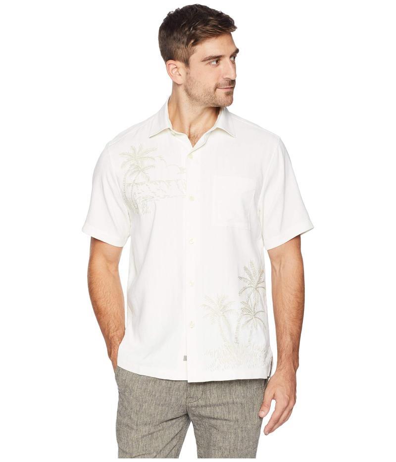 トッミーバハマ メンズ シャツ トップス Las Playa Palms Shirt Twill