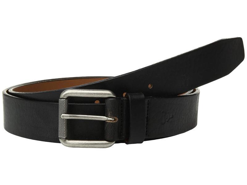トラスク メンズ ベルト アクセサリー Cash Belt Black American Bison