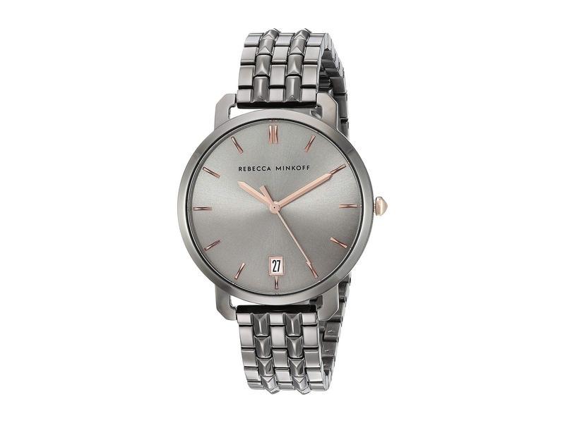 レベッカミンコフ レディース 腕時計 アクセサリー Billie - 2200217 Grey