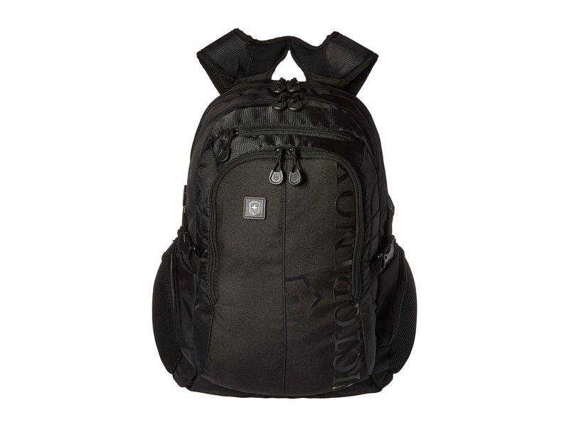 ビクトリノックス メンズ バックパック・リュックサック バッグ VX Sport Pilot Laptop Backpack Black/Black Logo