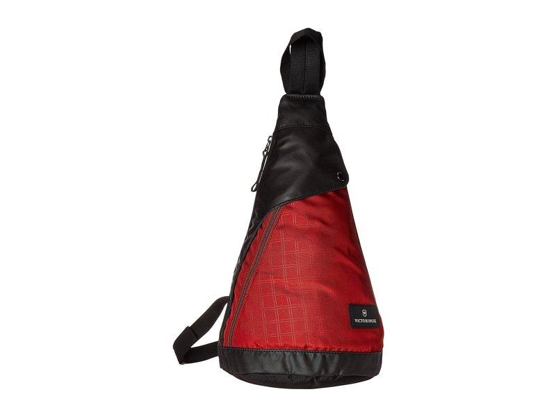ビクトリノックス メンズ バックパック・リュックサック バッグ Altmont 3.0 Dual-Compartment Monosling Red/Black