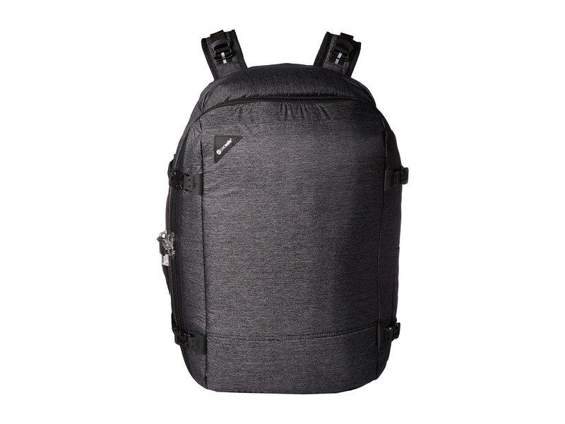 パックセーフ メンズ バックパック・リュックサック バッグ Vibe 40 Anti-Theft 40L Carry-On Backpack Granite Melange