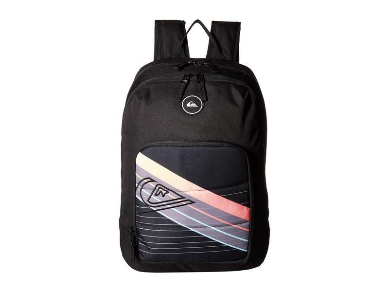 クイックシルバー メンズ バックパック・リュックサック バッグ Burst II Backpack Black 2