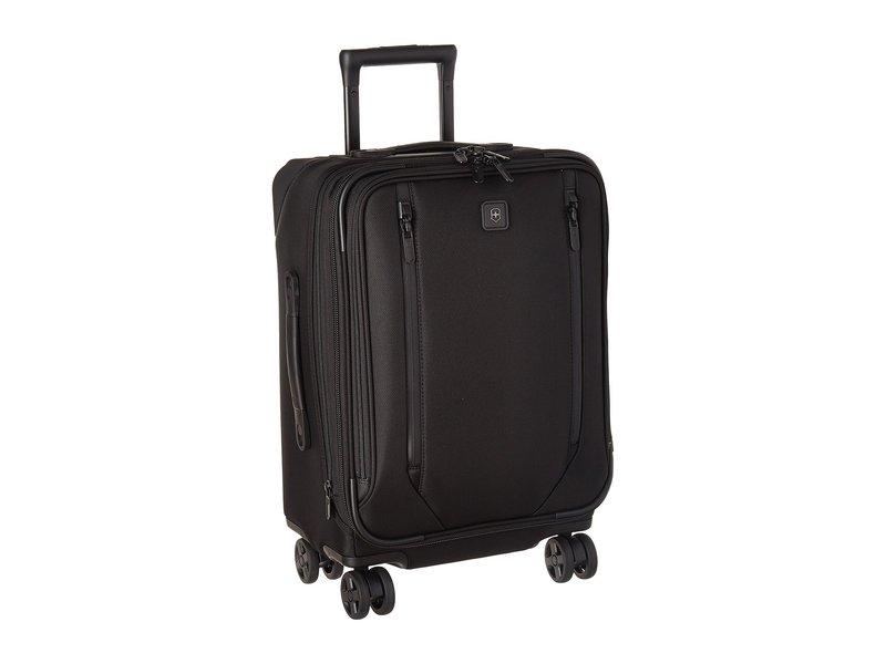 ビクトリノックス メンズ ボストンバッグ バッグ Lexicon 2.0 Dual-Caster Global Carry-On Black