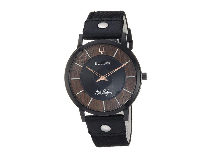 ブロバ メンズ 腕時計 アクセサリー